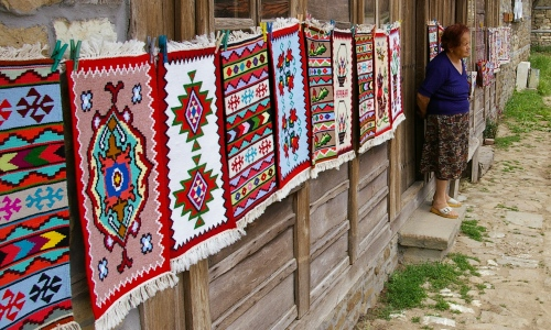 Bulgaria. Weaving – Needles4all