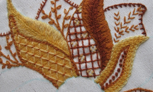 Needles4all. Crewel Embroidery