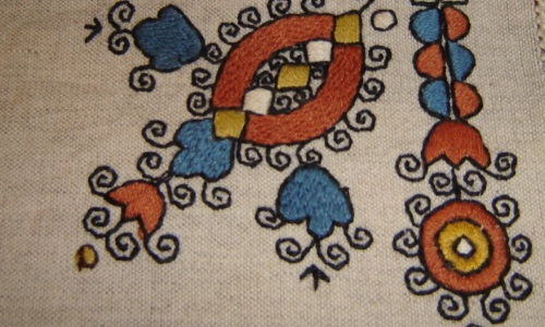 Needles4all. Hungary. Sárközy Embroidery