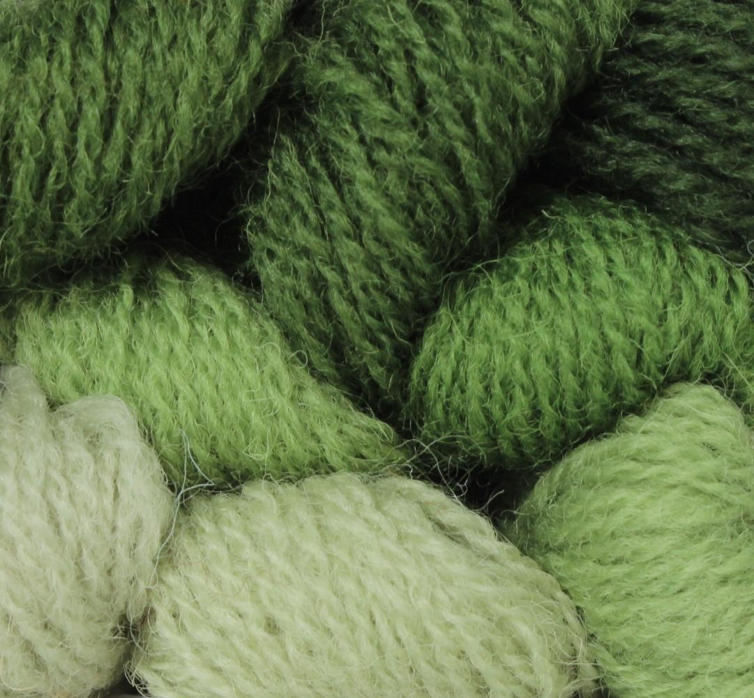 541-548 Early English Green