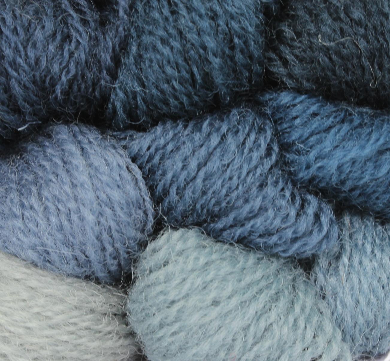 921-929 Dull China Blue