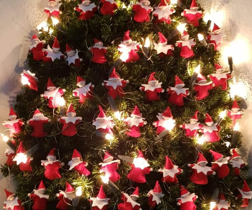 Kerstboomhanger 'Kabouter'