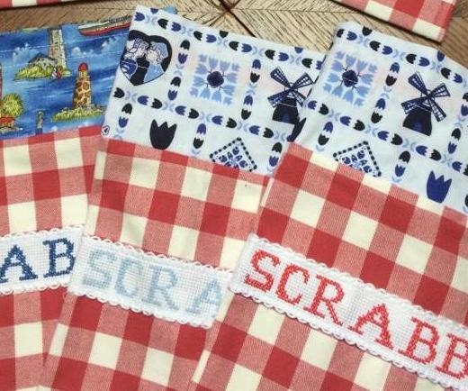 Zakje Voor Scrabble-stenen