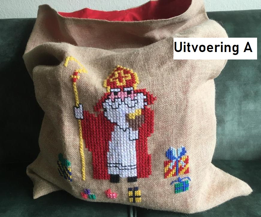 Sinterklaas Zak (groot)