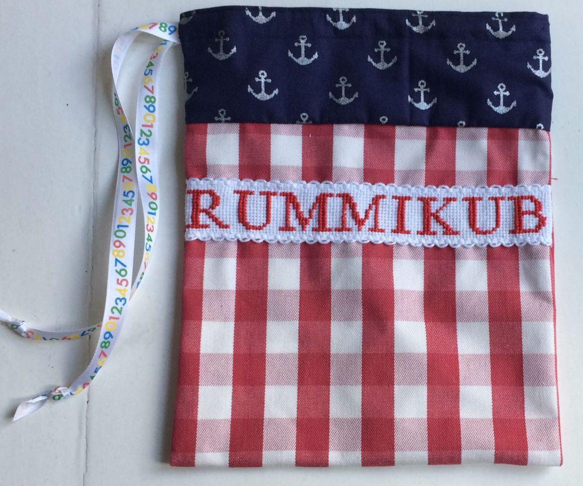 Zakje Voor Rummikub-stenen